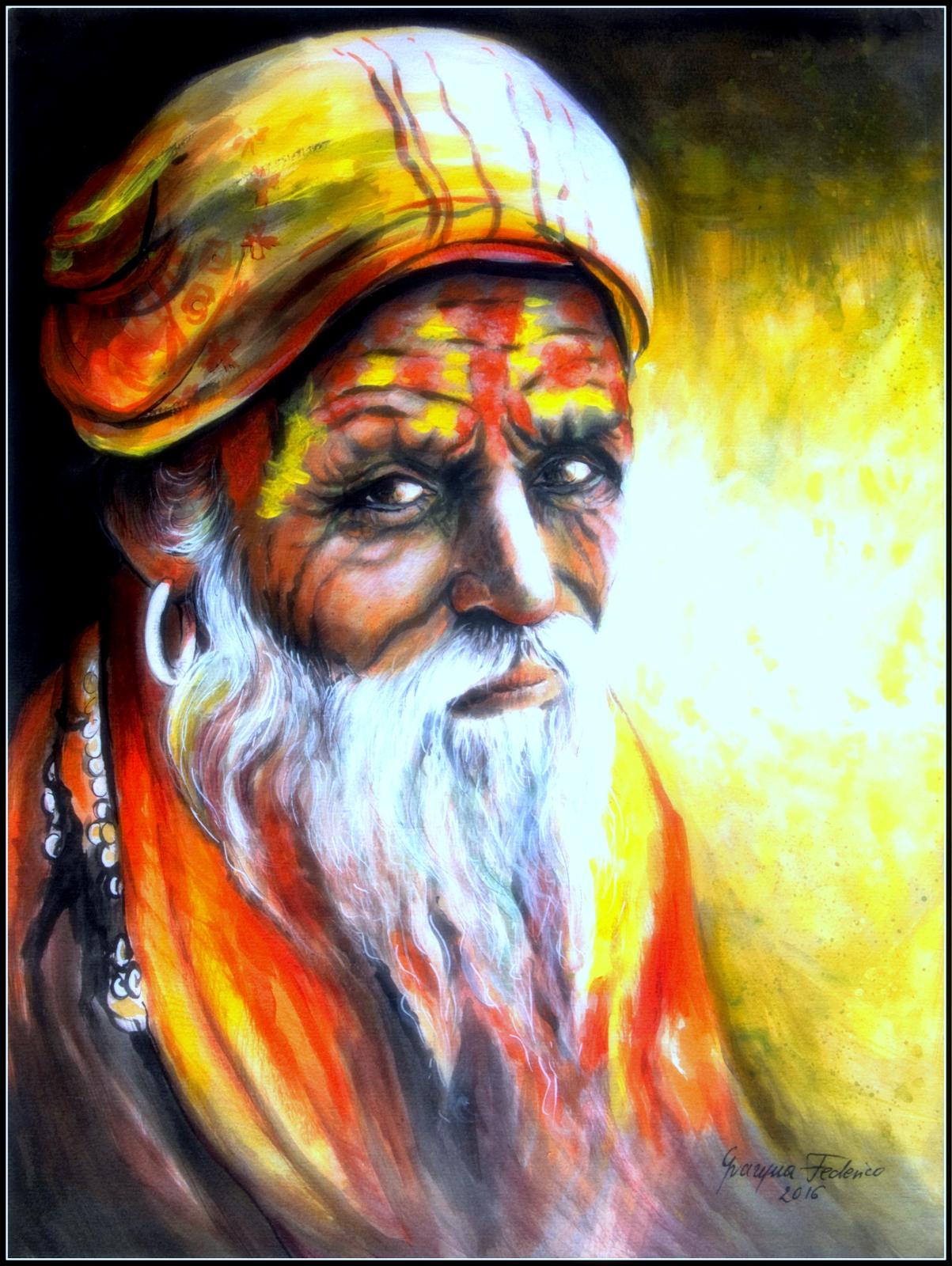 Der Mann aus Indien